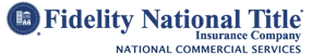 Fidelity National Title Insurance Company National Commercial Services